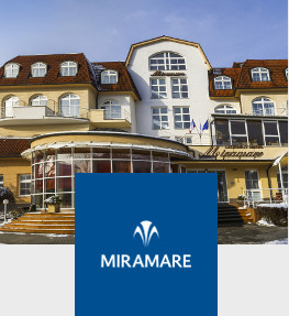 Spa hotels MIRAMARE Luhačovice