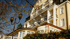 Spa hotel ROYAL in Marienbad