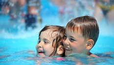 Summer family holidays in DIANA wellness hotel in Thermal spa Velké Losiny