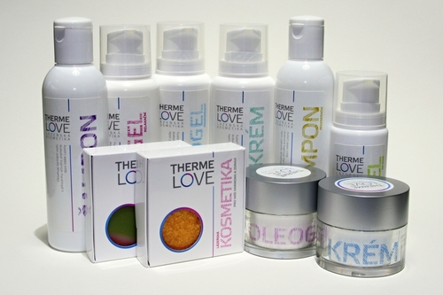 THERMELOVE cosmetic products without sulphur