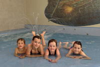 Kinderschwimmbad im Thermalpark THERME LOSINY