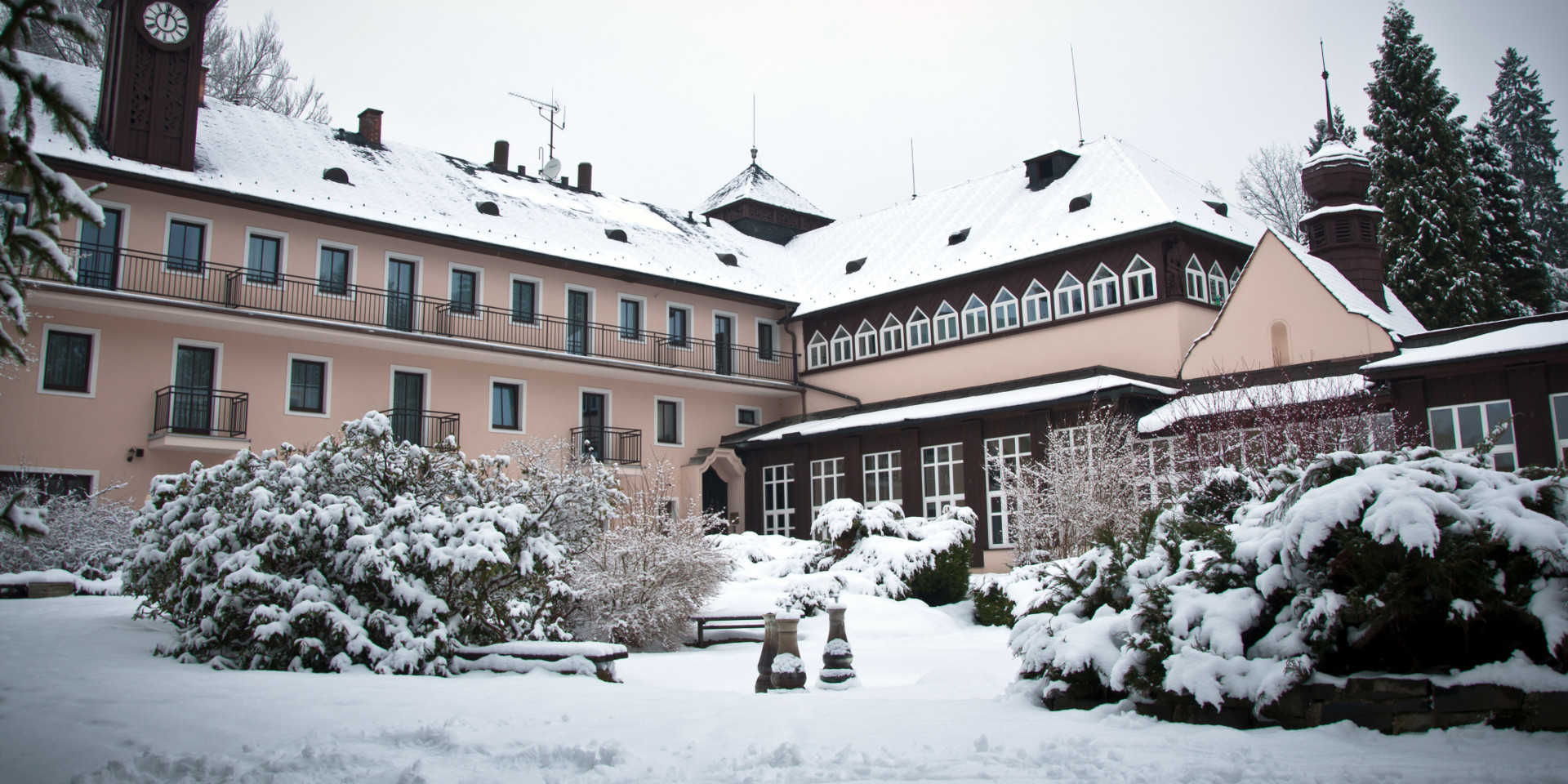 Thermal Spa resort Velké Losiny