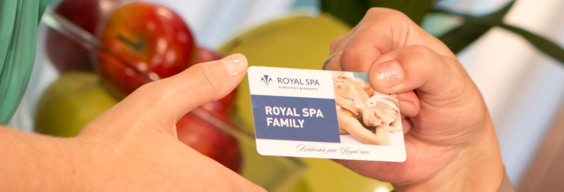 ROYAL SPA FAMILY - loyalty program