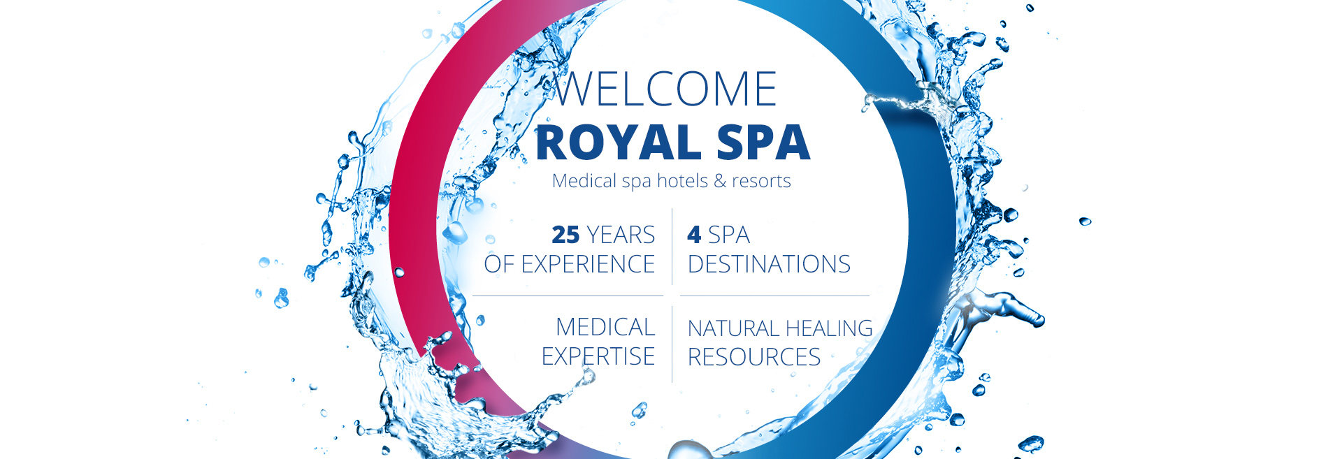 Welcome in ROAL SPA - partner for your harmony and health